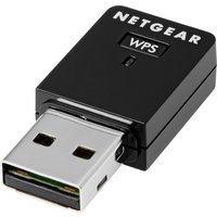 Netgear - N300 WiFi USB Mini - Adaptor