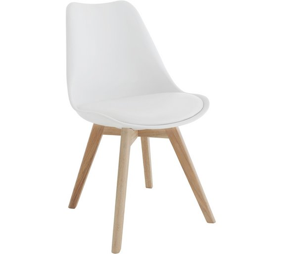 Habitat Jerry Pair Of Dining Chairs