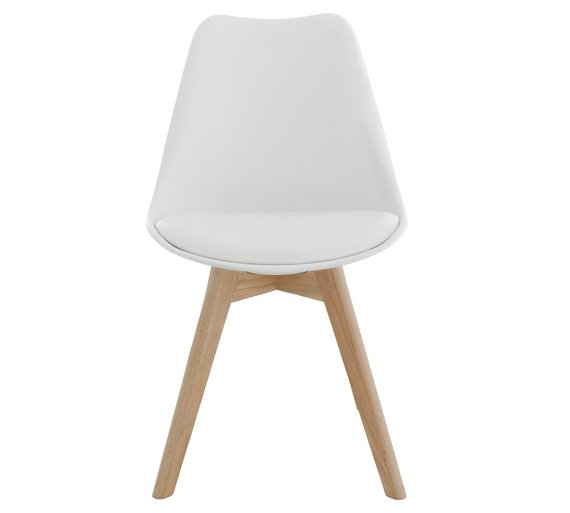 Buy Habitat Jerry Pair Of Dining Chairs
