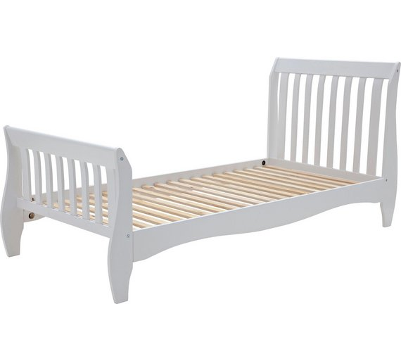 Buy Collection Daisy Single Sleigh Bed Frame