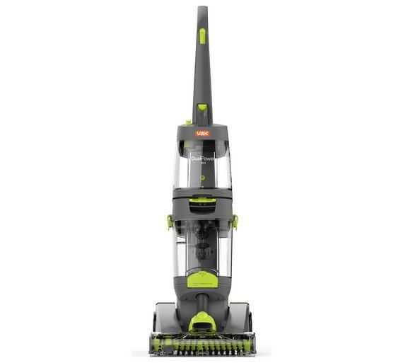 buy vax w86 dd b dual power max carpet cleaner at. Black Bedroom Furniture Sets. Home Design Ideas