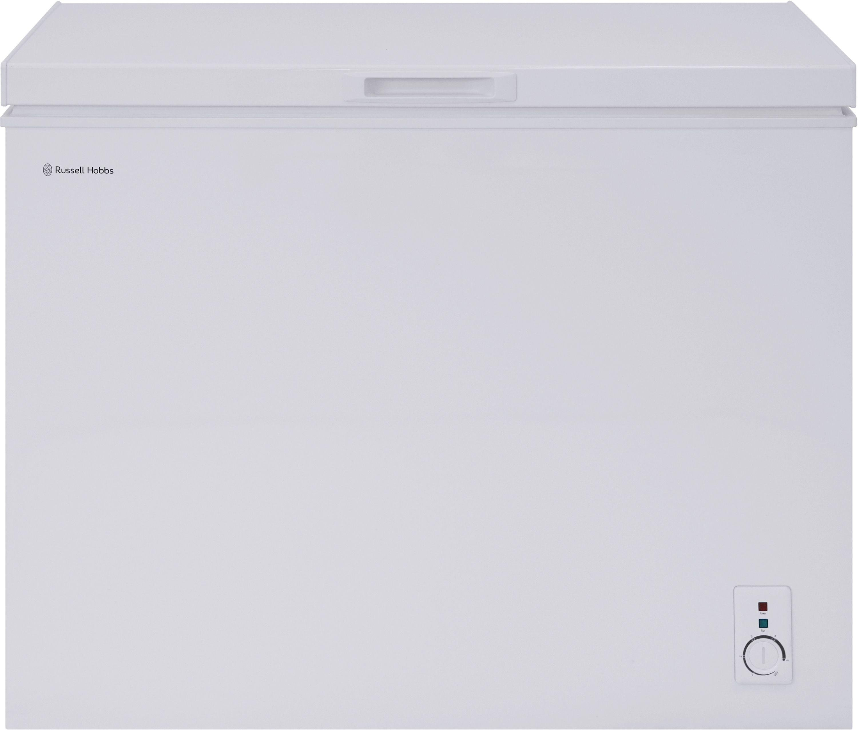 Russell Hobbs - RHCF200 - Chest - Freezer - White/Ins/Del/Rec