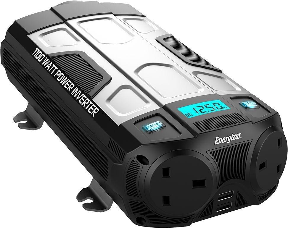 Image of Energizer - 1100W Power Inverter