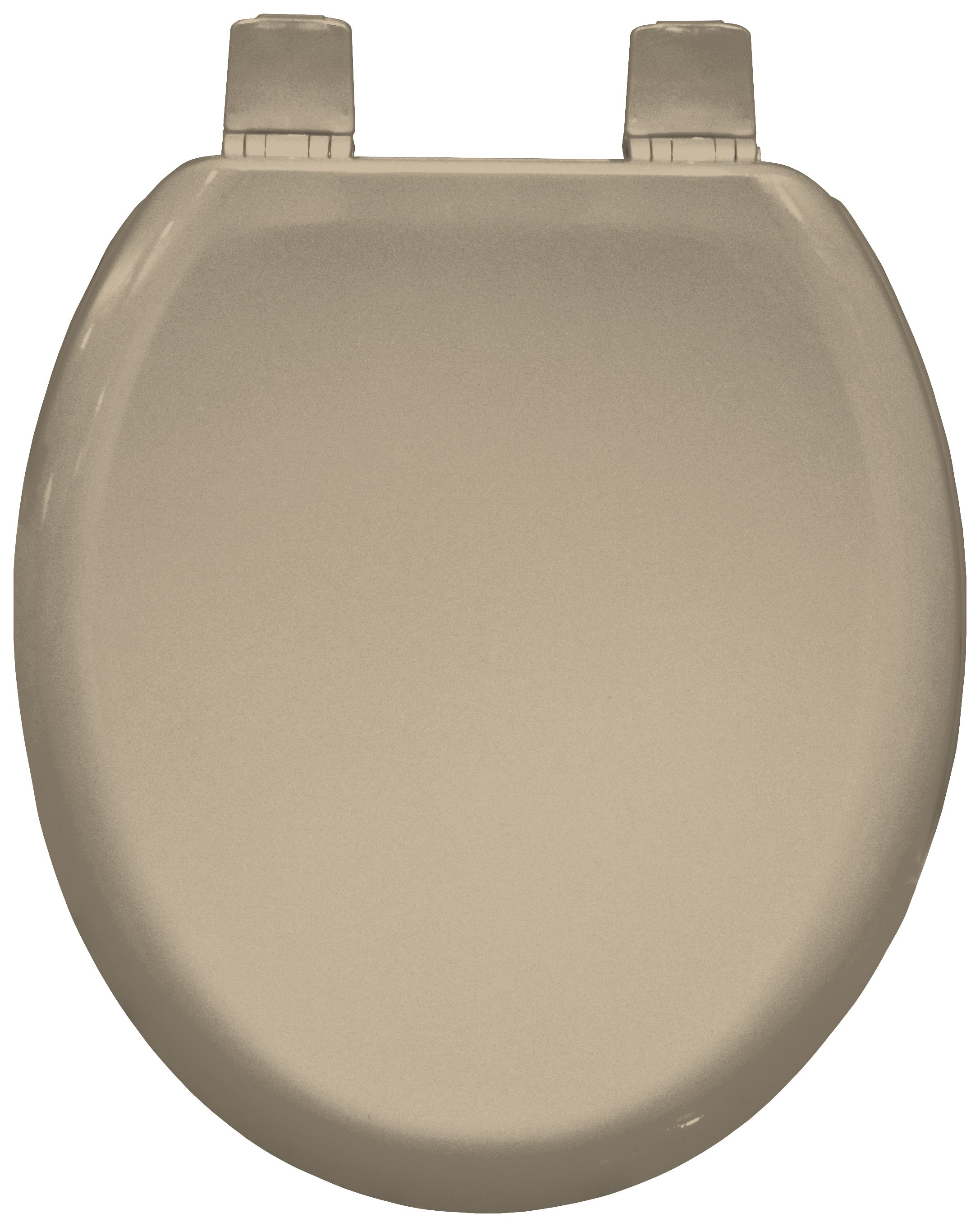 Image of Bemis - Chicago Moulded Wood - Toilet Seat - Indian Ivory