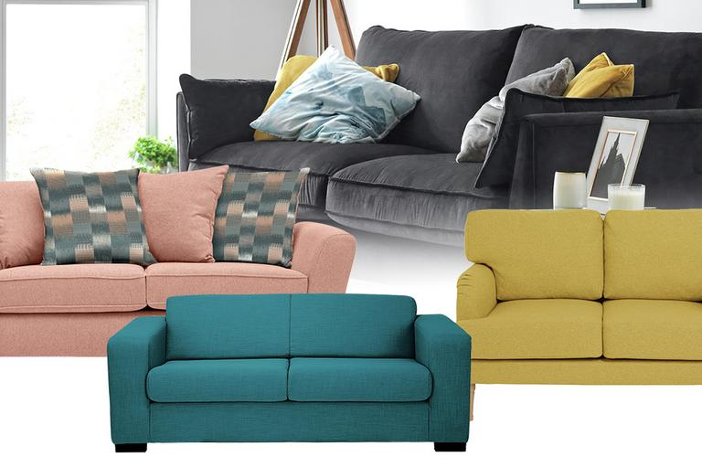 Find your perfect sofa style.
