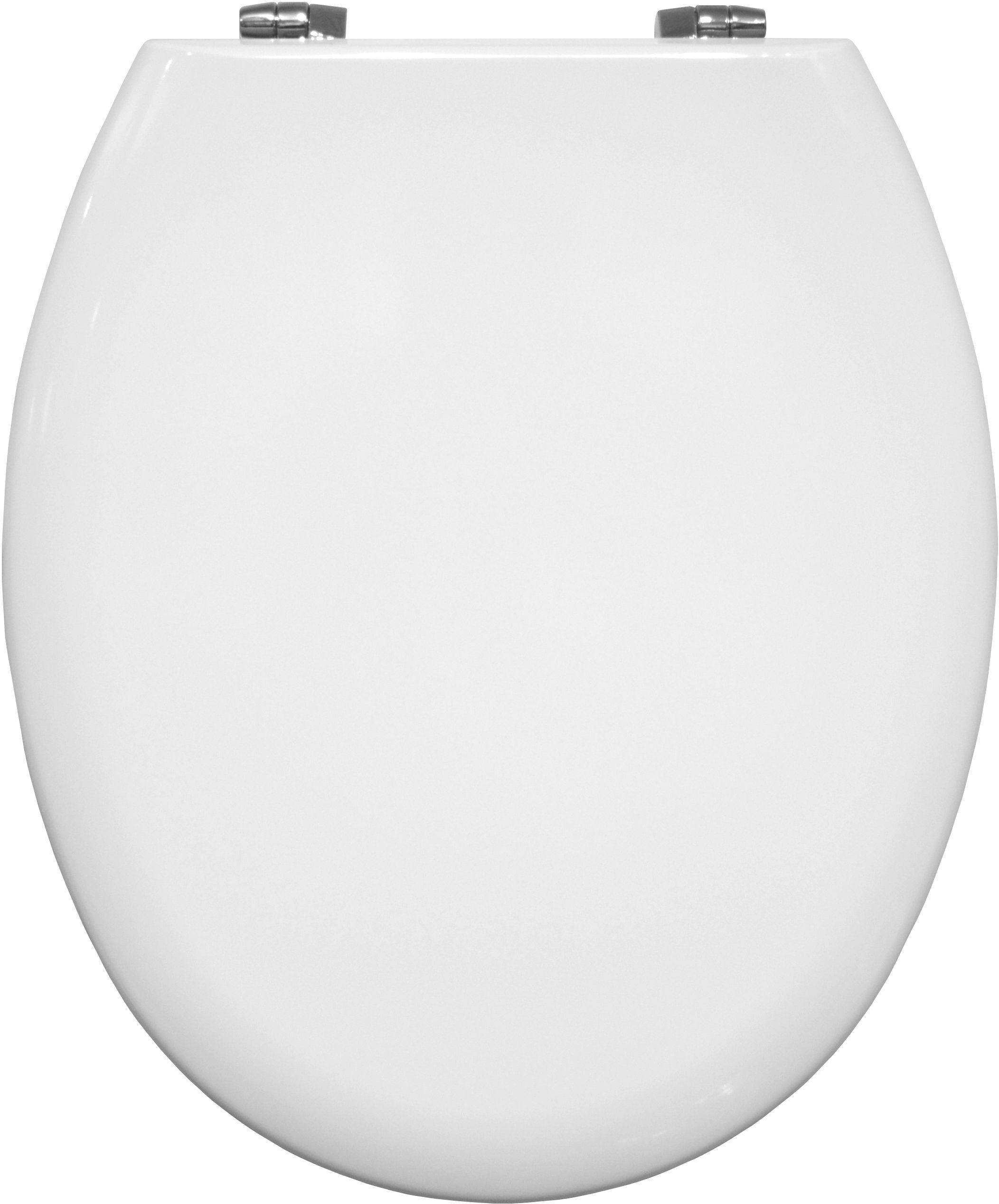 Bemis - Manhattan Moulded Wood - Toilet Seat - White