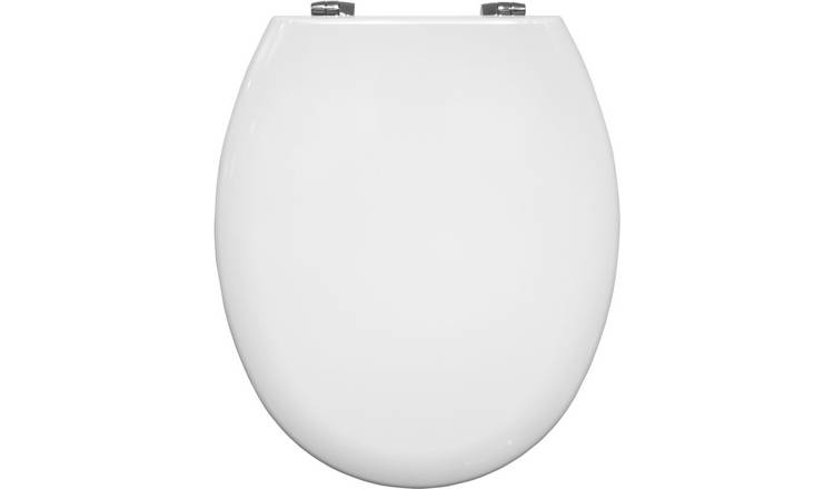 Fine Buy Bemis Manhattan Moulded Wood Statite Toilet Seat White Toilet Seats Argos Gmtry Best Dining Table And Chair Ideas Images Gmtryco
