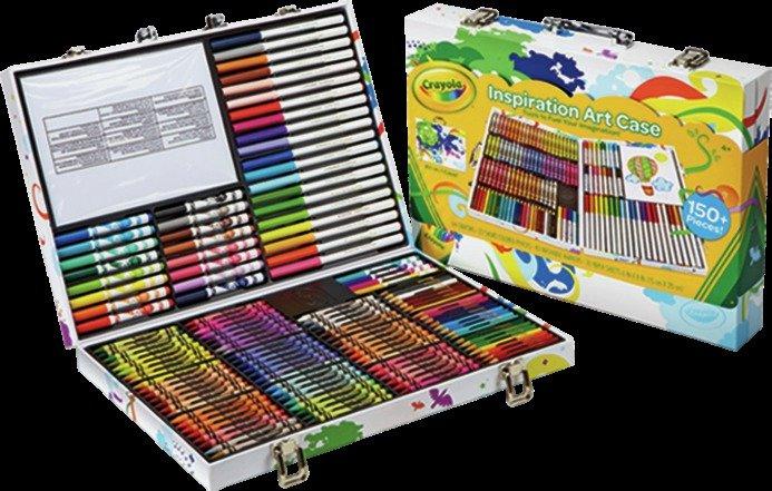 Image of Crayola Inspirational Art Case