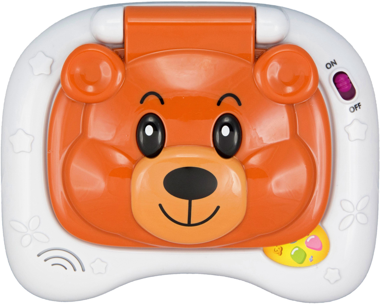 Chad Valley Teddy Bear Laptop
