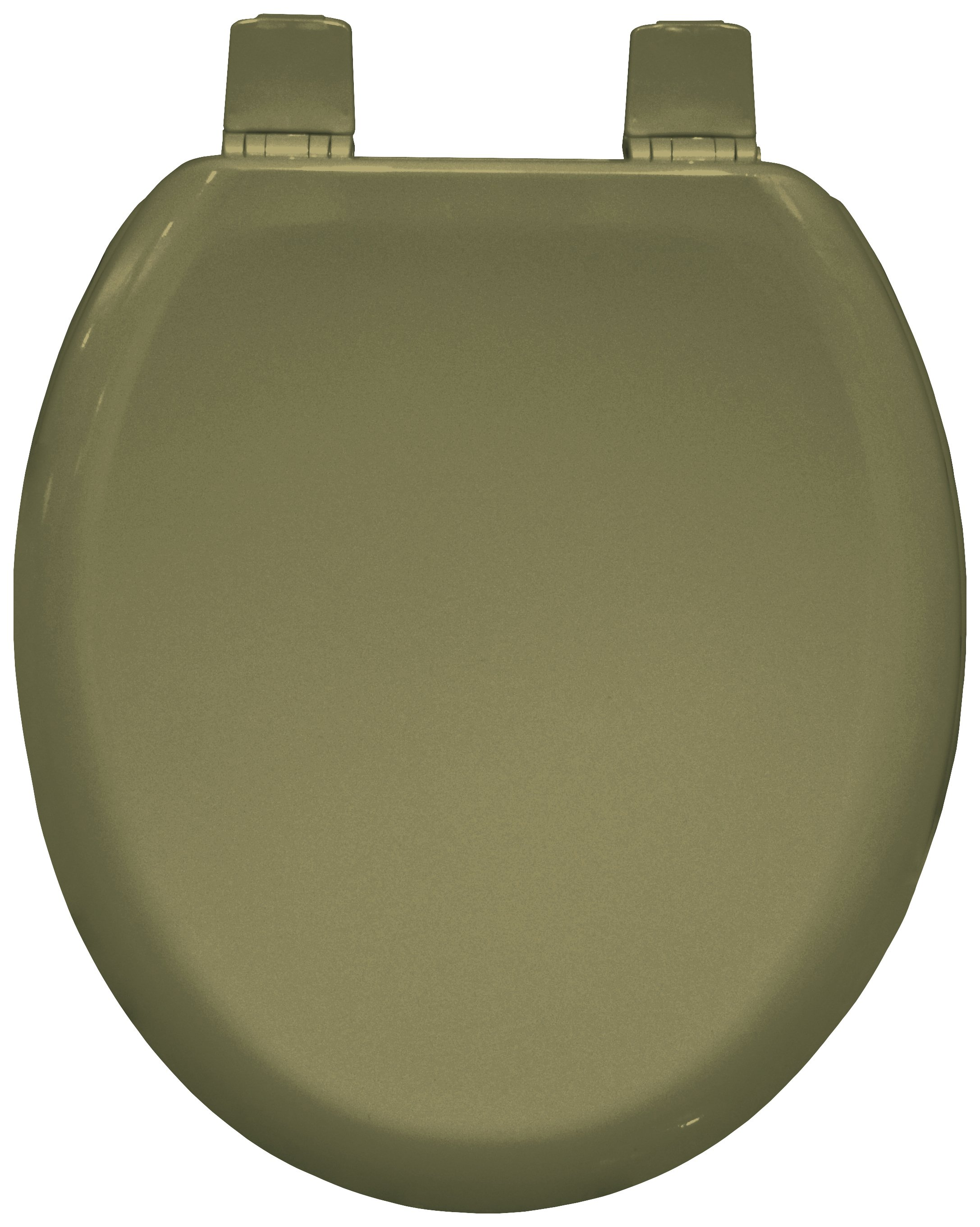 Image of Bemis - Chicago Moulded Wood - Toilet Seat - Green