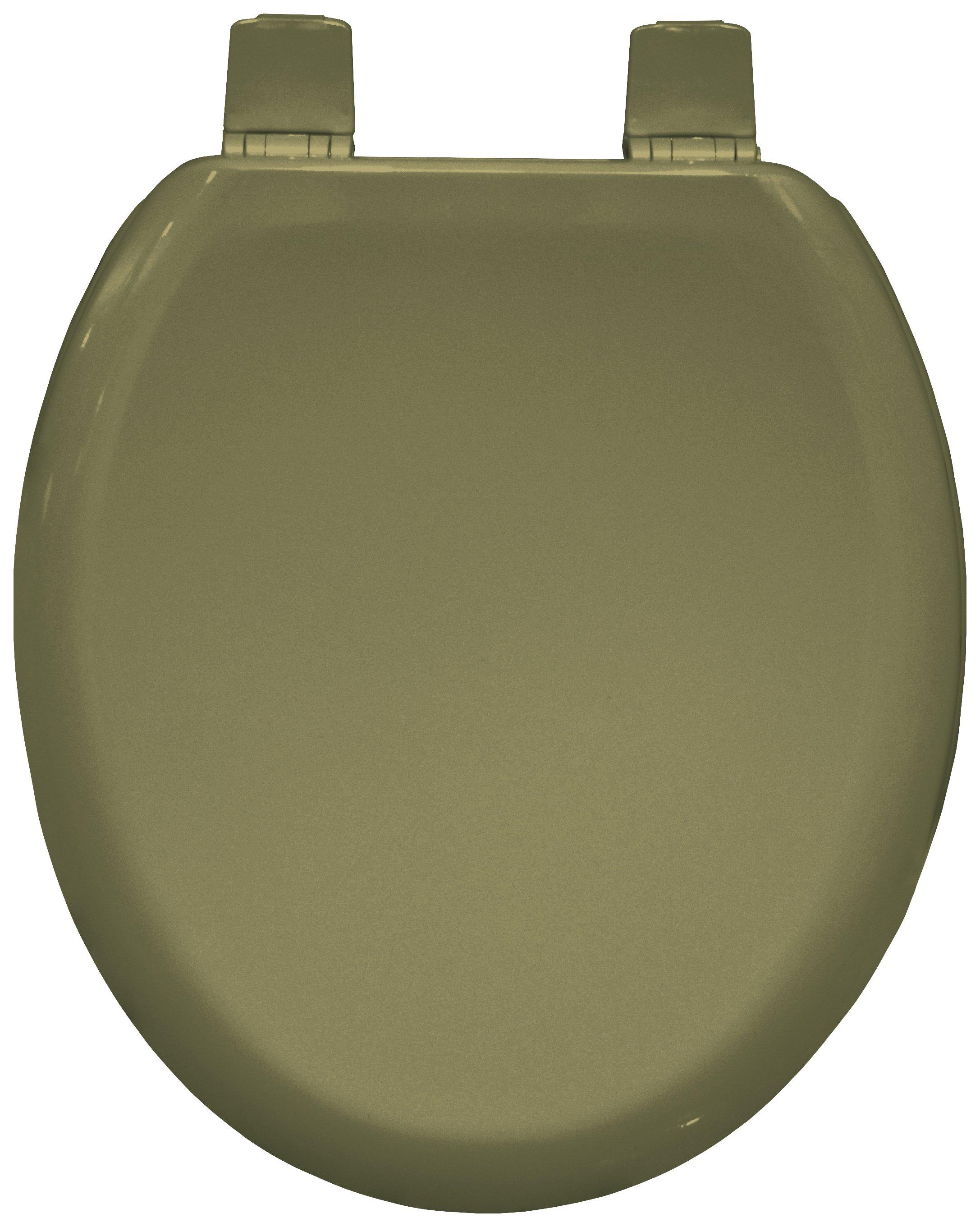 Bemis Chicago Moulded Wood Statite Toilet Seat - Soft Cream
