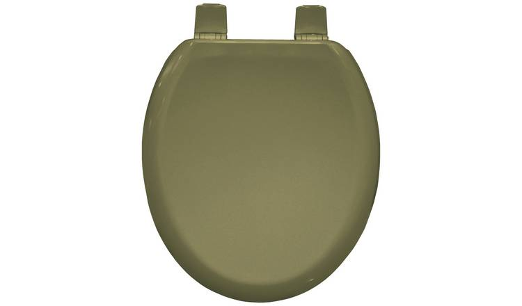 Buy Bemis Chicago Moulded Wood Statite Toilet Seat Green