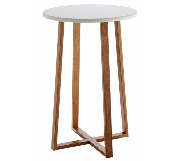 Habitat Storage Coffee Table: Buy Habitat Drew Tall Side Table