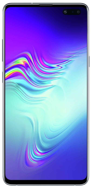 SIM Free Samung Galaxy S10 5G 256GB Mobile Phone - Black