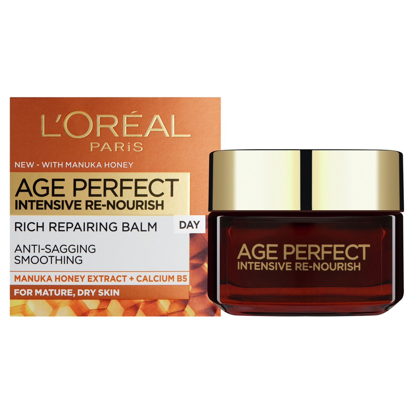 L'Oreal Age Perfect Manuka Honey Day Cream - 50ml