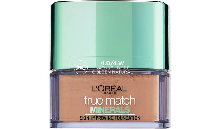 L'Oreal True Match Mineral Foundation - Golden Natural