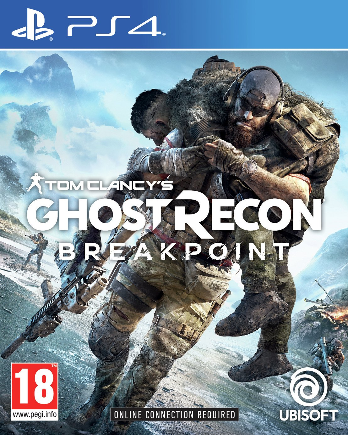 Ghost Recon Breakpoint PS4 Pre-Order Game