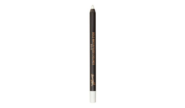 Barry M Cosmetics Bold Waterproof Eyeliner - White