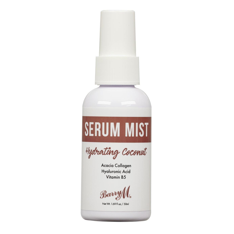 Barry M Cosmetics Serum Mist 1 - Hydrating Coconut