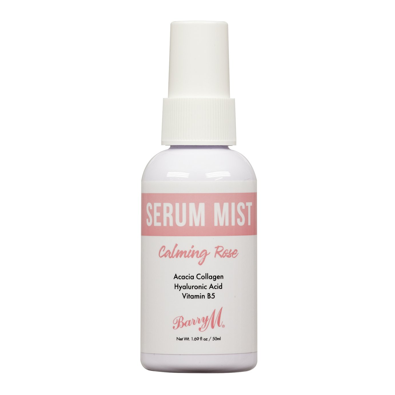 Barry M Cosmetics Serum Mist 2 - Calming Rose