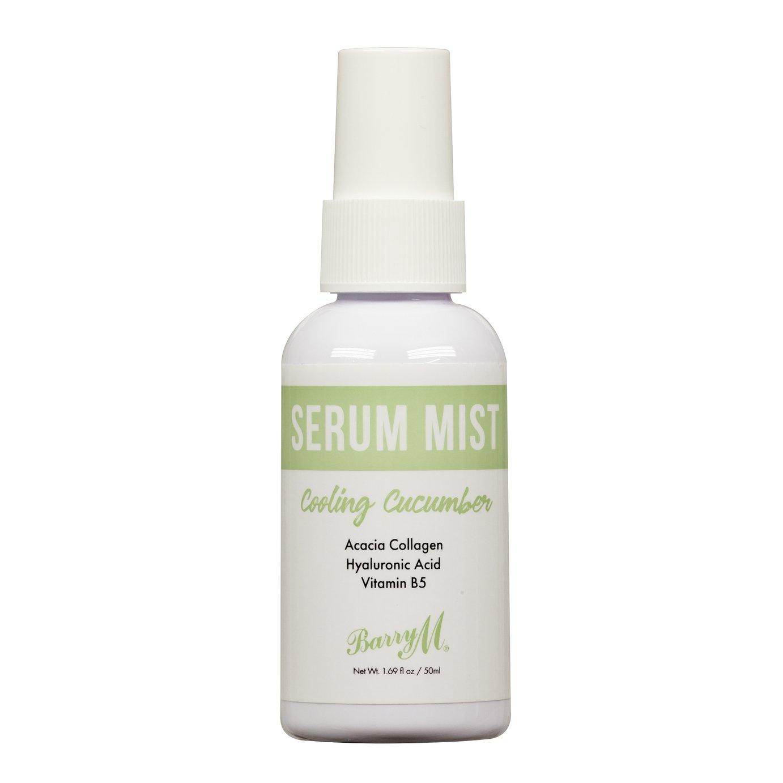 Barry M Cosmetics Serum Mist 3 - Cooling Cucumber