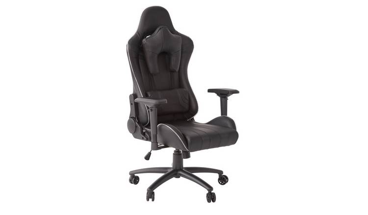 Miraculous Buy X Rocker Amarok Official Playstation Led Gaming Chair Gaming Chairs Argos Machost Co Dining Chair Design Ideas Machostcouk