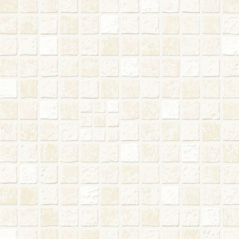 Contour Earthen Beige Tile Wallpaper