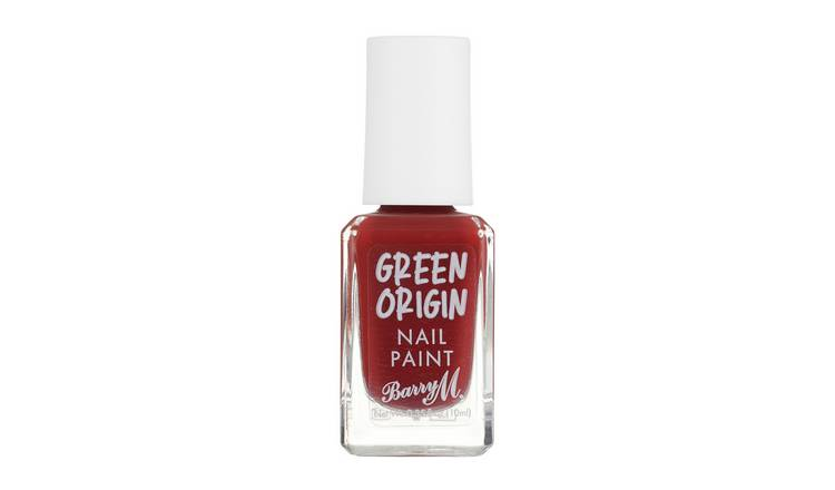 Barry M Cosmetics Gelly Nail Paint - Red Sea