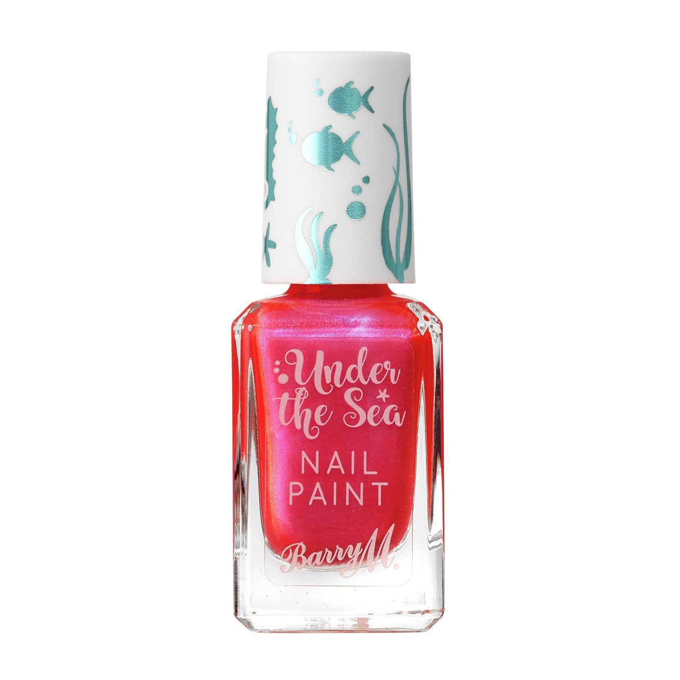 Barry M Cosmetics Under the Sea Nail Paint - Coral Reef