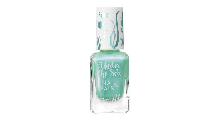 Barry M Cosmetics Under the Sea Nail Paint - Sea Turtle
