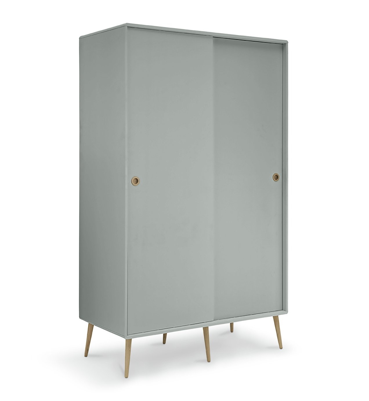Argos Home Softline Sliding 2 Door Wardrobe