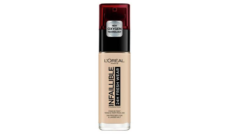 L'Oreal Infallible 24 Hour Foundation - Ivory 20