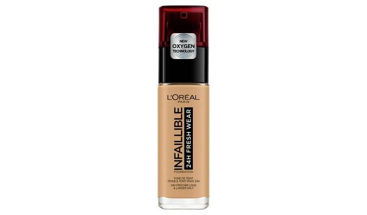 L'Oreal Infallible 24 Hour Foundation - Radiant Sand 250