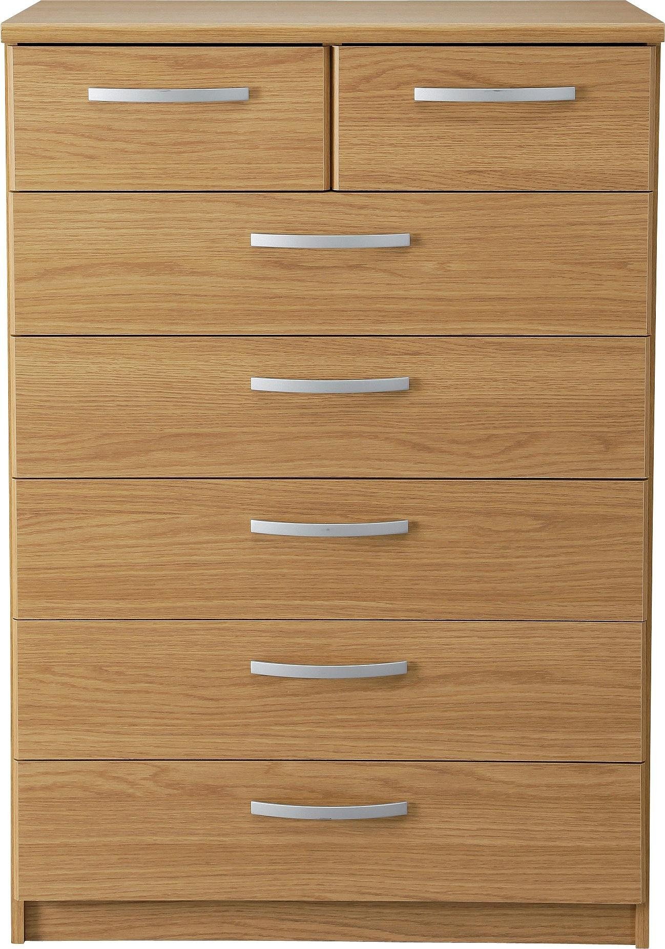 Buy Collection New Hallingford + Drawer Chest - Oak Effect at