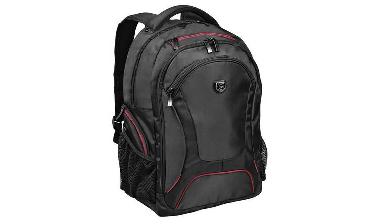 168bb5d6250e Buy Port Designs Courchevel 15.6 Inch Laptop Backpack - Black | Laptop  bags, cases and skins | Argos