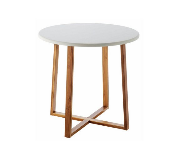 Buy Habitat Drew Low Side Table Bamboo At Your Online Shop For Coffee Tables