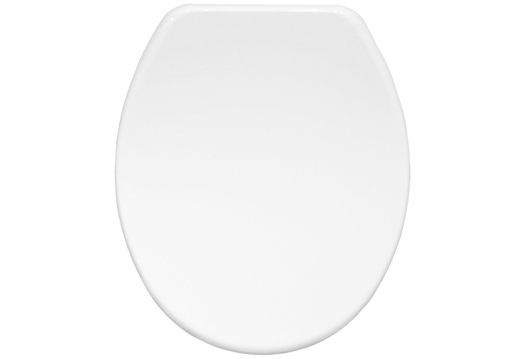 Bemis - Orleans Moulded Wood - Toilet Seat - White