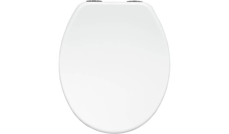 Bemis Orleans Statite Slow Close Toilet Seat - White