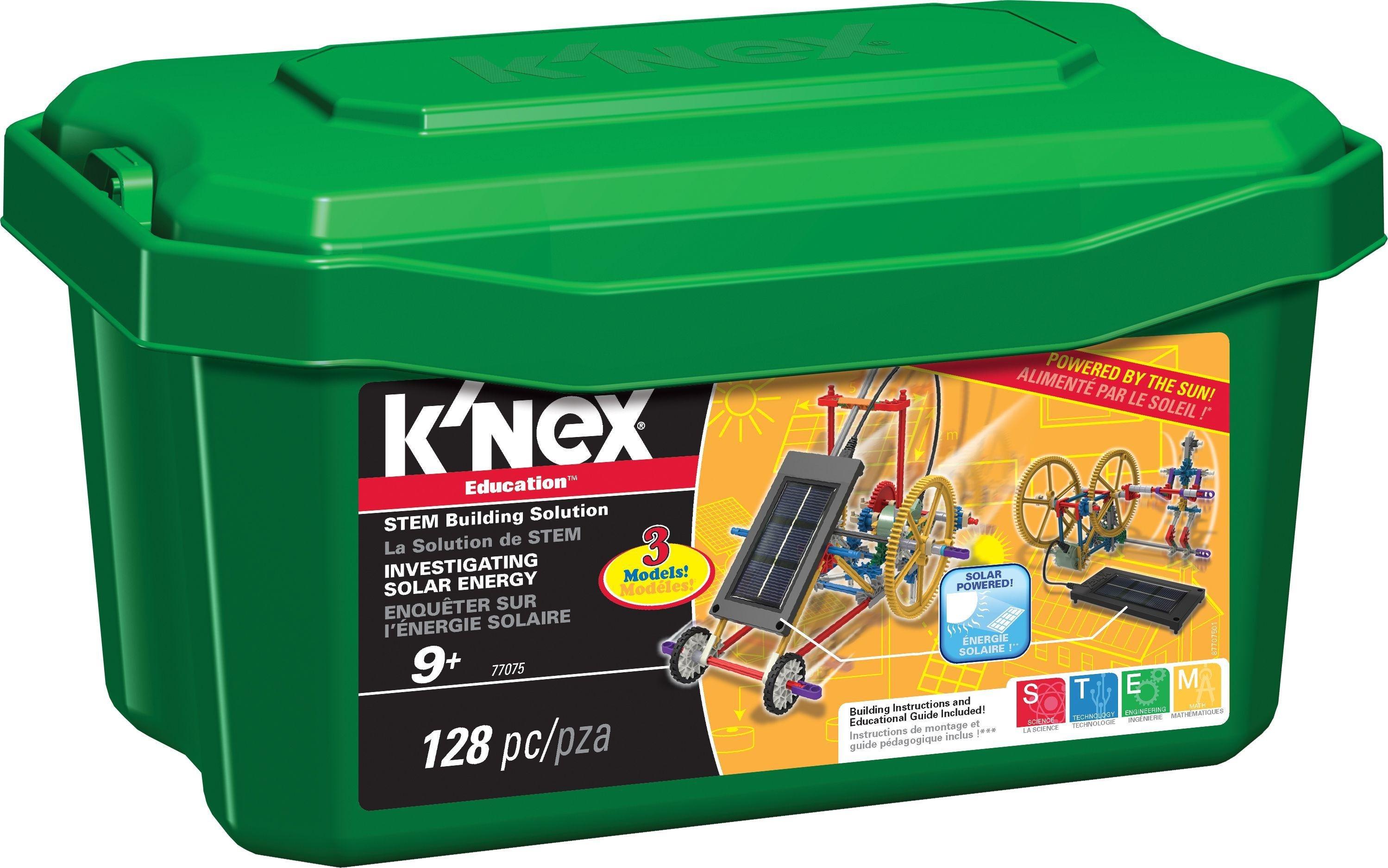 Image of K'NEX Investigating Solar Energy.