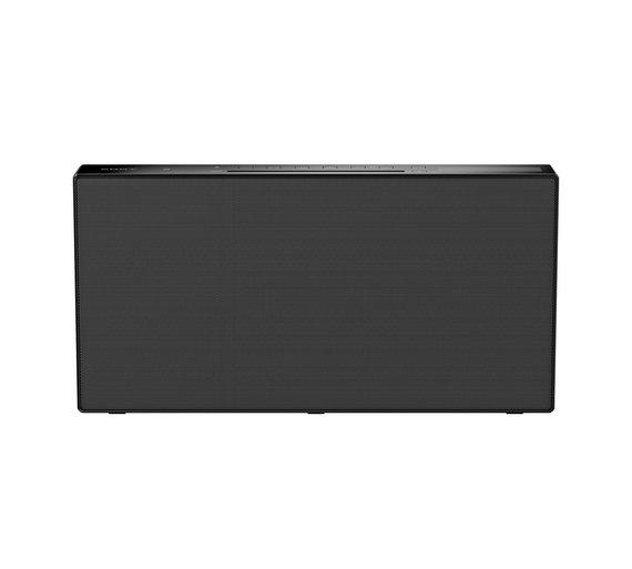 buy sony cmt x3cd flat hi fi micro system black at your online shop for hi fi. Black Bedroom Furniture Sets. Home Design Ideas
