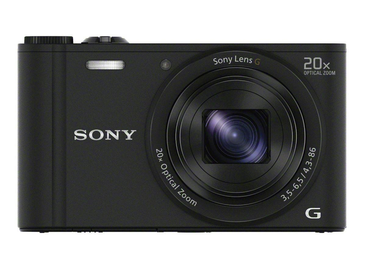 Click here for SONY  Cyber-shot DSC-WX350B Superzoom Compact Camera - Black  Black prices