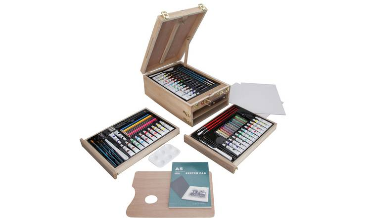 YXSH Portable Art Chest - 94 Pieces