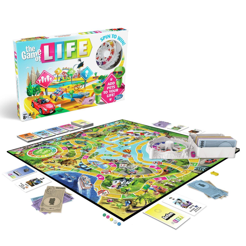 Buy The Game Of Life Tripadvisor Edition From Hasbro Gaming Board