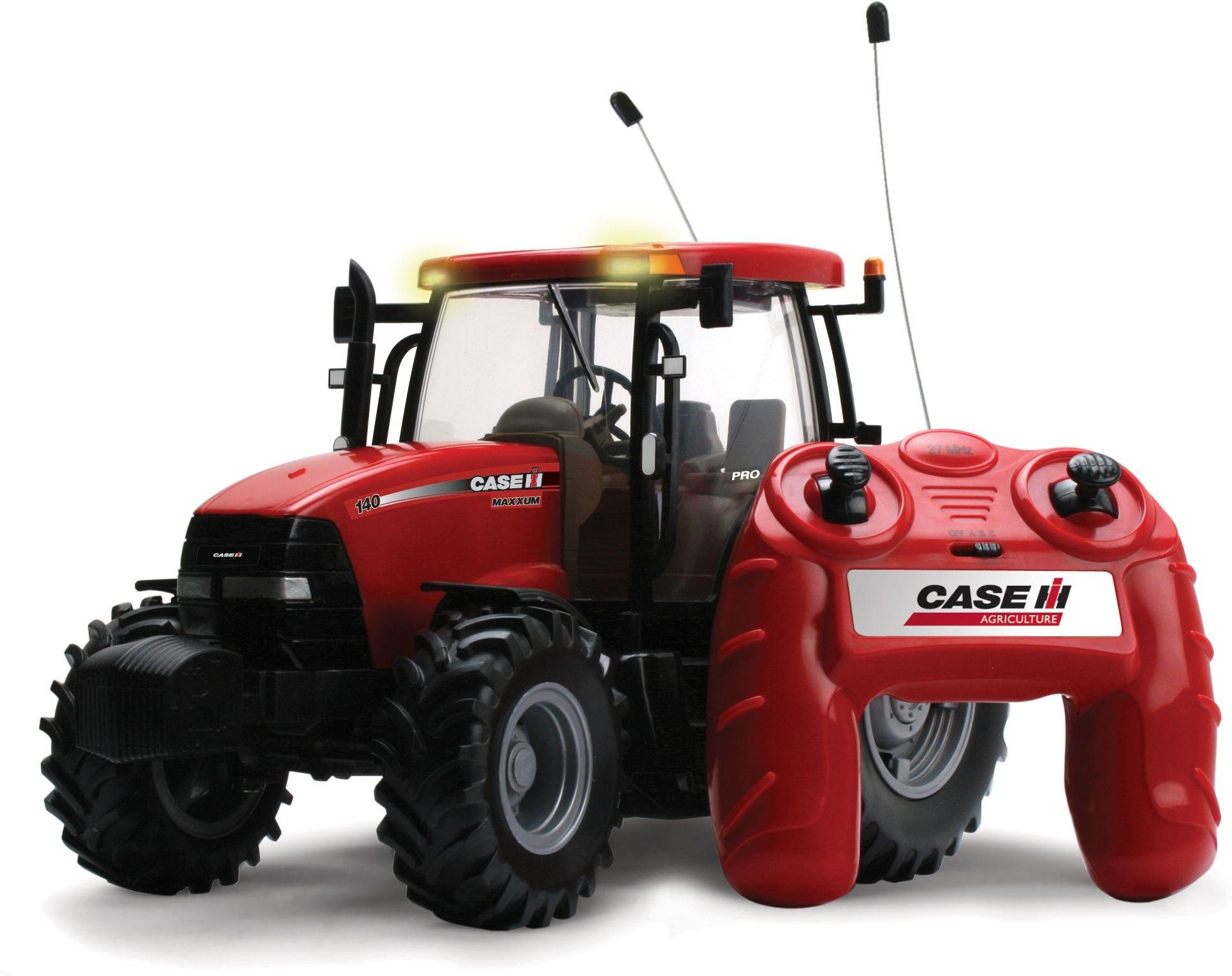 Image of Britians Big Farm - Radio Controlled Case - 1H 140 Tractor