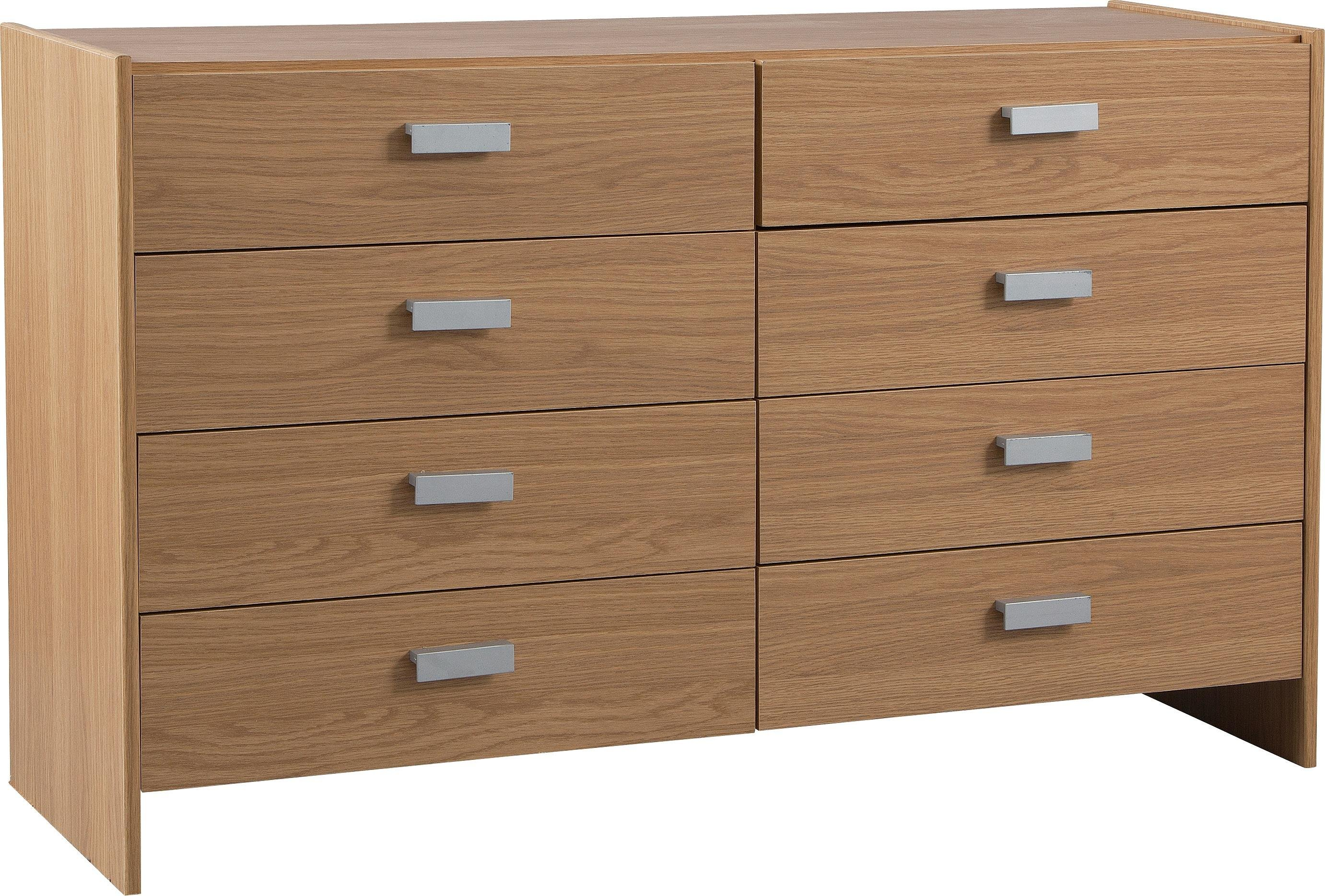 Argos Home New Capella 4 4 Drawer Chest Oak Effect