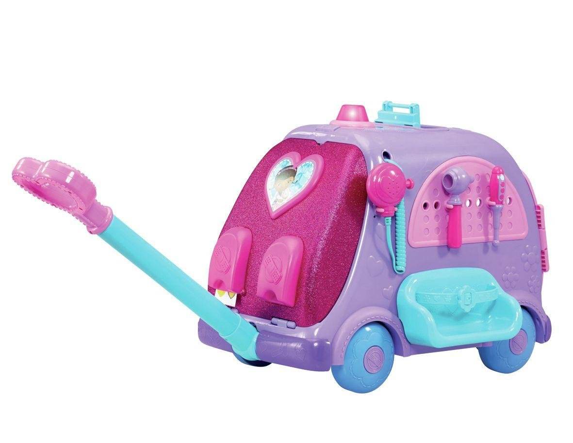 Doc McStuffins Get Better Mobile Talking Clinic