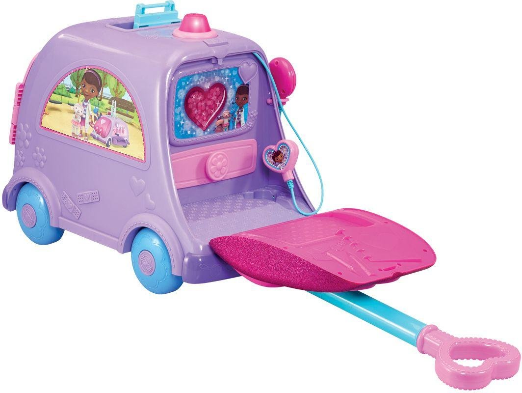 buy doc mcstuffins get better mobile talking clinic at argos co uk