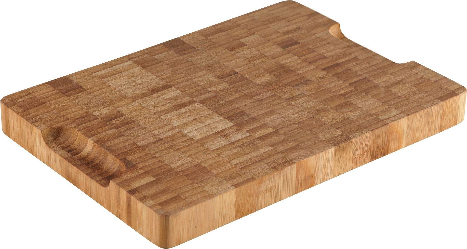 Collection - Salisbury Medium Solid Wood Butchers Block