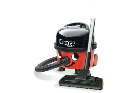Henry Bagged Cylinder Vacuum Cleaner HVR 200-11