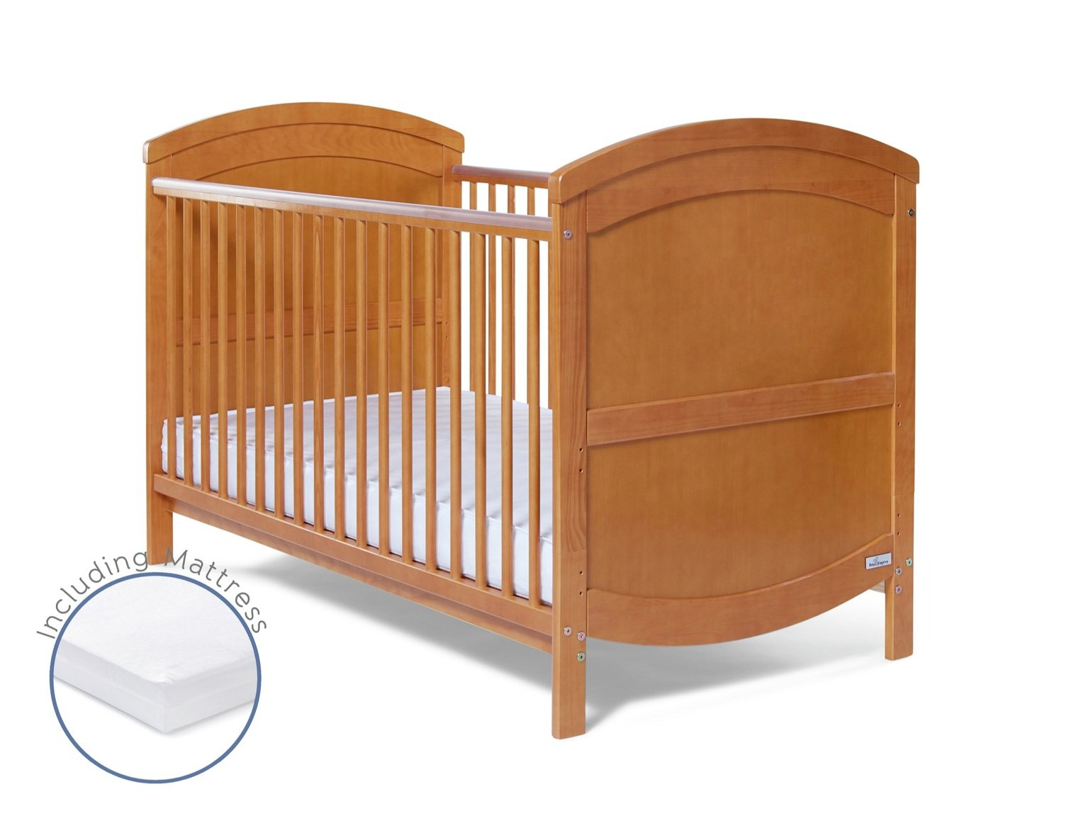 Review Of Baby Elegance Walt Cot Bed Mattress And Sheets